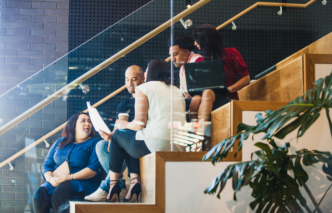 Building Culture to Help Win More Sales and Retain More People